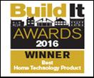 Build it awards 2016 Winner
